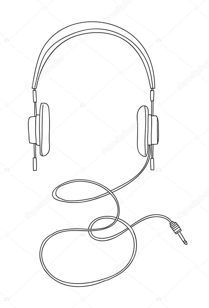 Diagram Of Earphone
