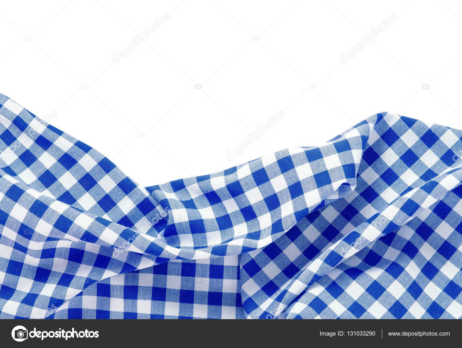 Picknick-Tuch-Rahmen isoliert — Stockfoto © NYS #131033290