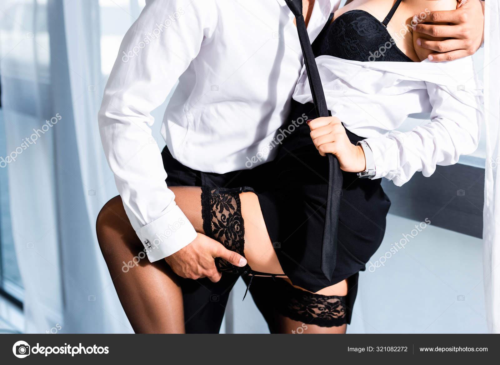 Stockings secretary in Equestrian models