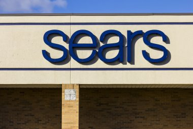 Anderson - Circa October 2016: Sears Retail Mall Location. Sears is a Subsidiary of Sears Holdings VI