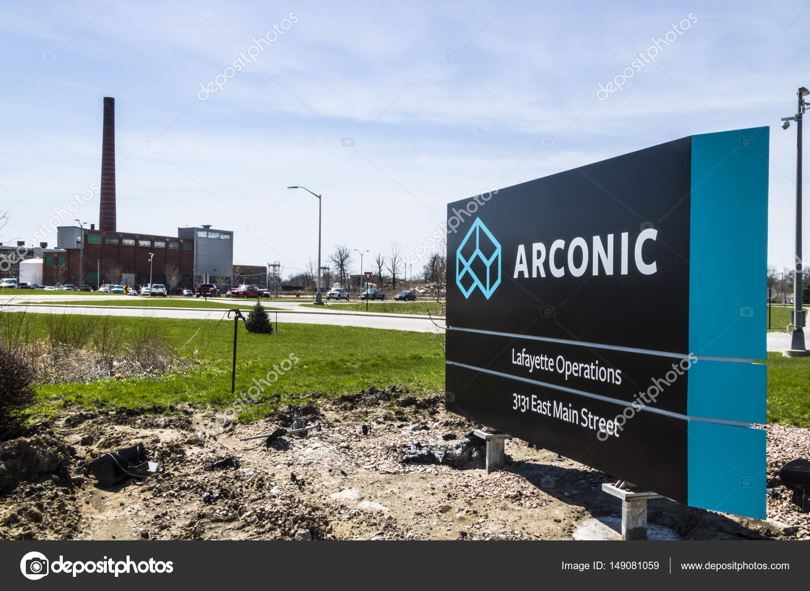 Lafayette - Circa April 2017: Arconic Forging and Extrusion