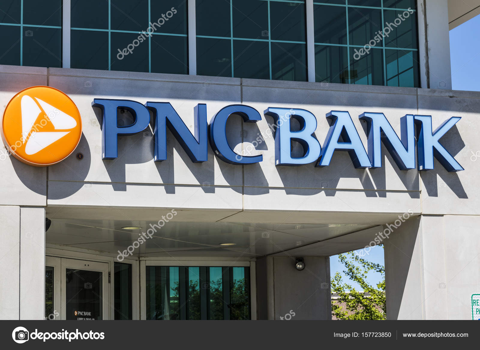 Indianapolis - Circa June 2017: PNC Bank Branch  PNC