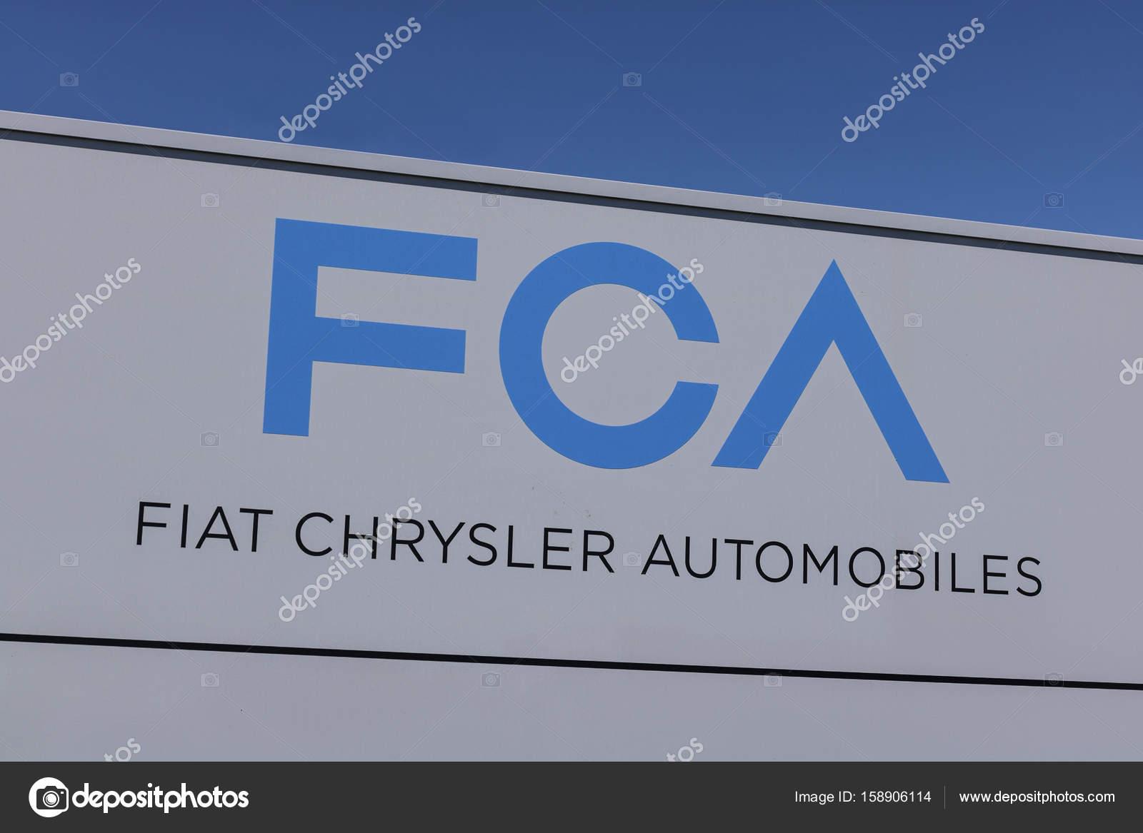 kokomo - circa june 2017: fca fiat chrysler automobiles transmission