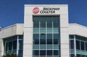 Indianapolis - cca červenec 2017: Beckman Coulter vědy divize. Beckman Coulter je zapojen v biomedicínské testy a je dceřinou společností Danaher Corporation Iii