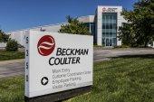 Indianapolis - cca červenec 2017: Beckman Coulter vědy divize. Beckman Coulter je zapojen v biomedicínské testy a je dceřinou společností Danaher Corporation jsem