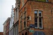 Beatiful historical city center of Brugge / Brugges, Belgium