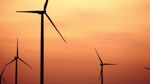 Windkraftpark, Technologie