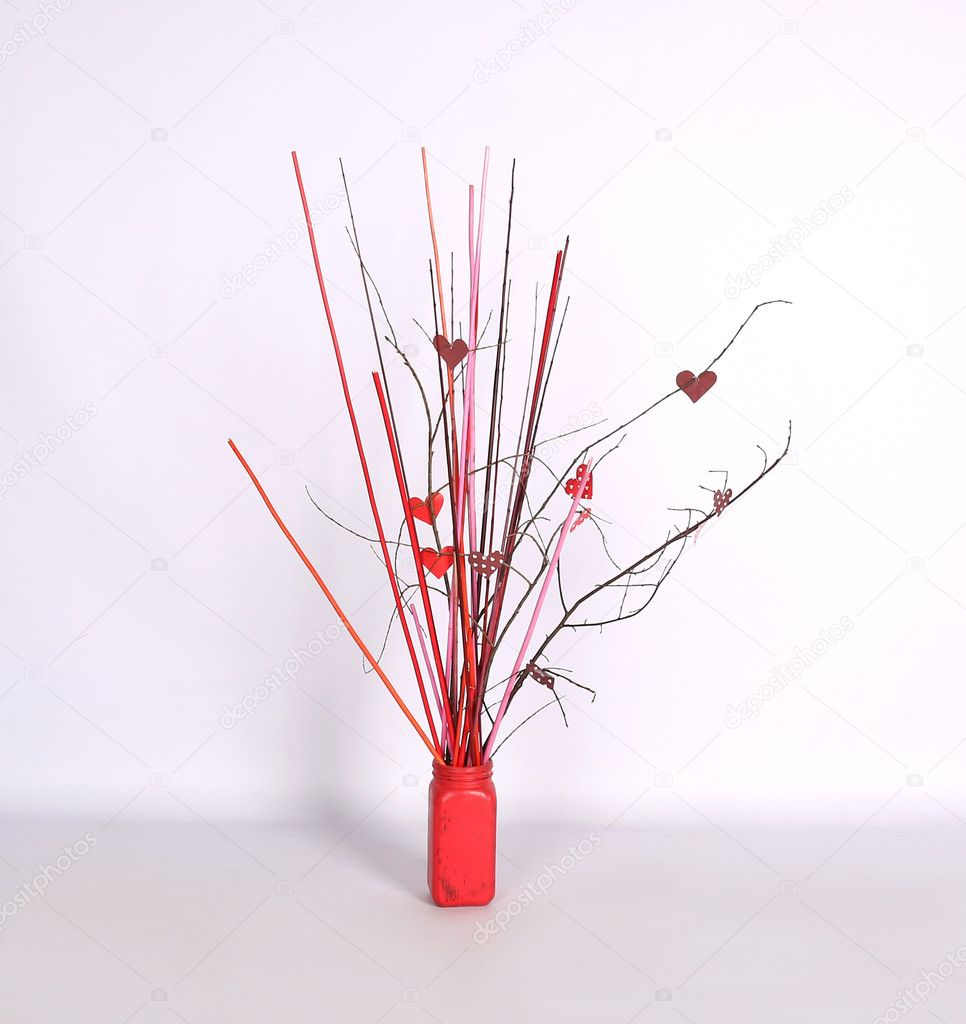 Red vase with decorative twigs and s on light background ... Decorative Twigs For Vases on floral containers for vases, branches for vases, plastic liners for vases, gel beads for vases, water beads for vases, ribbon for vases, ornaments for vases, brown glass vases, floor vases, pearl beads for vases, lights for vases, decorative vases in rooms, accessories for vases, water pearls for vases, colored marbles for vases, mirrors for vases, glass rocks for vases, creative ideas for vases, flower for vases, driftwood for vases,
