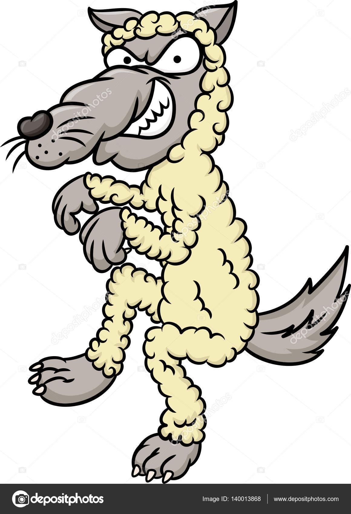 Imágenes Lobo Con Piel De Oveja Lobo Vestido De Ovejas De