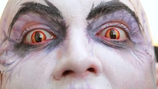 Videos De Maquillaje De Halloween.Maquillaje De Halloween De Vampiro