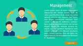 Management Conceptual Banner