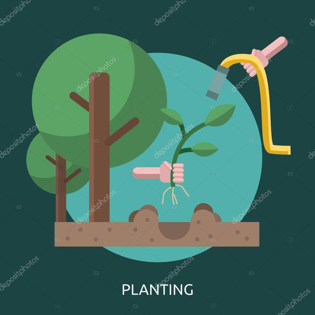 Planting Conceptual Design