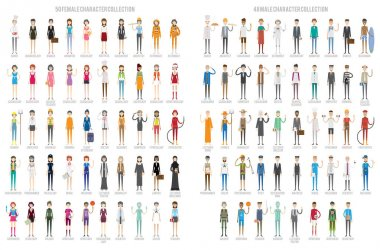 Characters Set Collection