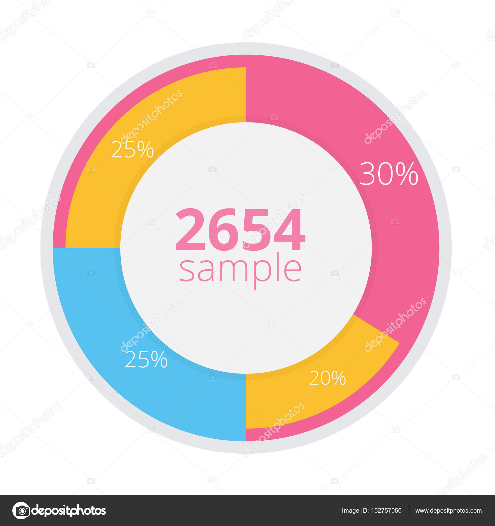 Diagram chart pie doughnut stock vector graphiqa 152757056 diagram chart pie doughnut stock vector nvjuhfo Images