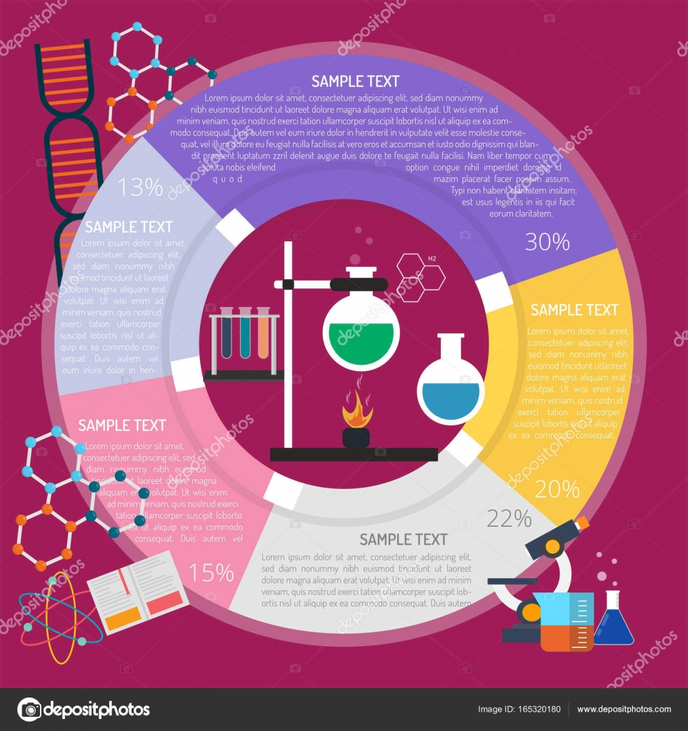 Chemistry infographic design stock vector graphiqa 165320180 set of vector diagram illustration use for education research science and much moree set can be used for several purposes like websites ccuart Gallery
