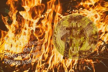 cryptocurrency araştırma çift madenciliği altın Bitcoin cryptocurrency araştırma portakal alev ile GPU kullanarak yazma