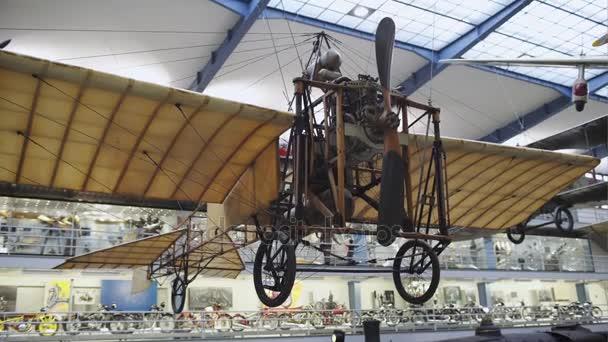Česká republika. Praha. Národní technické muzeum. Letadla. 24. prosince 2016