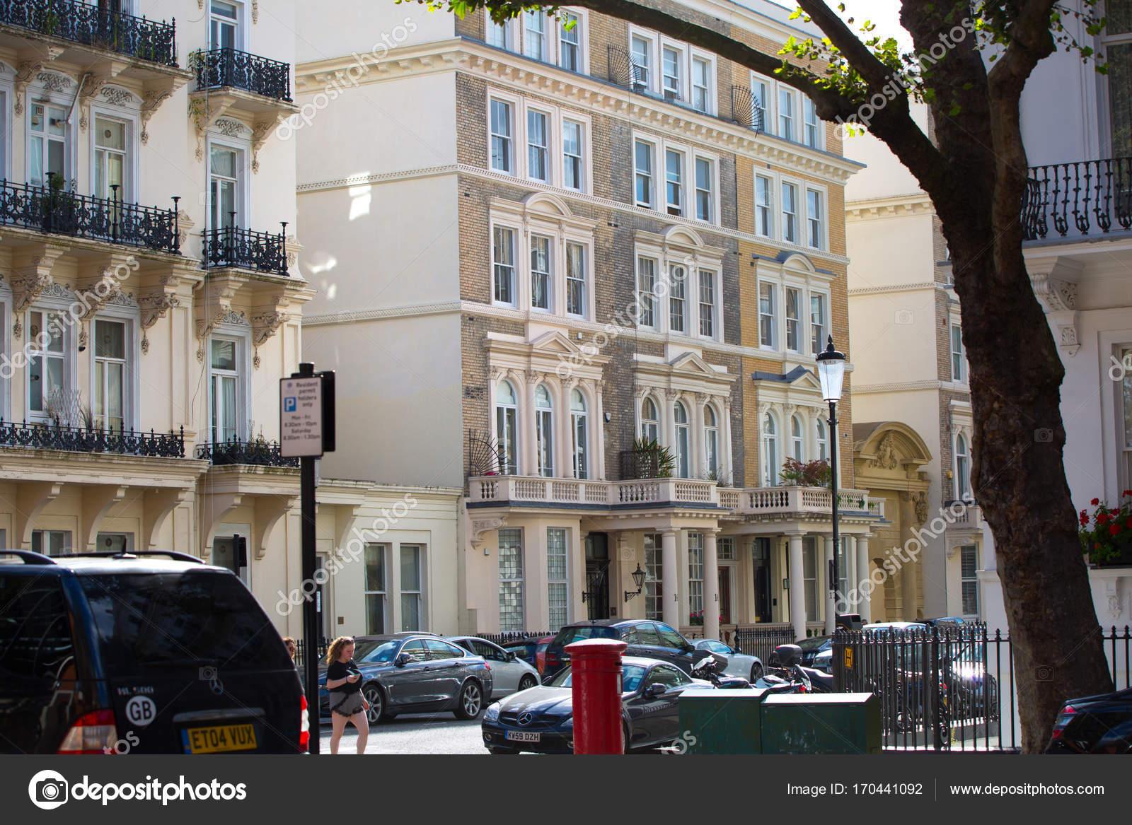 Edificios de apartamentos de lujo en kensington londres - Apartamentos lujo londres ...