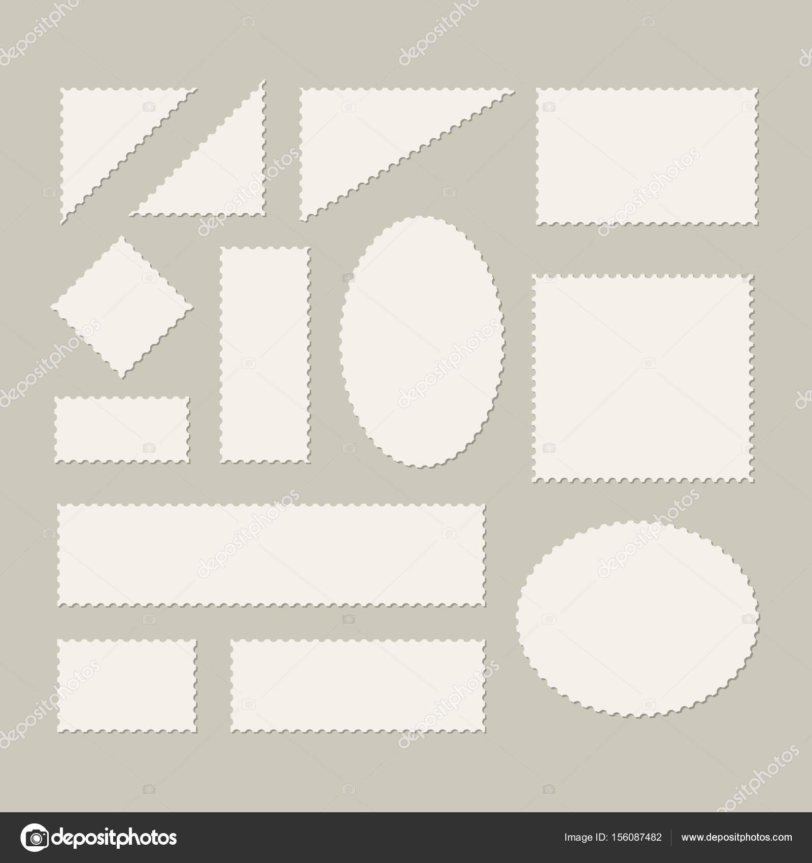 Beste Briefmarken Design Vorlage Galerie - Entry Level Resume ...