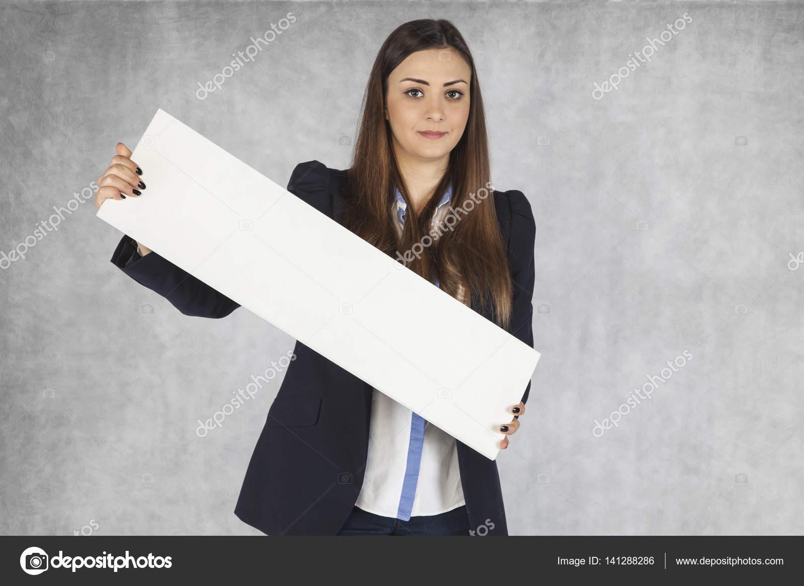 Coloque Na Sua Publicidade, Bela Mulher De Negócios