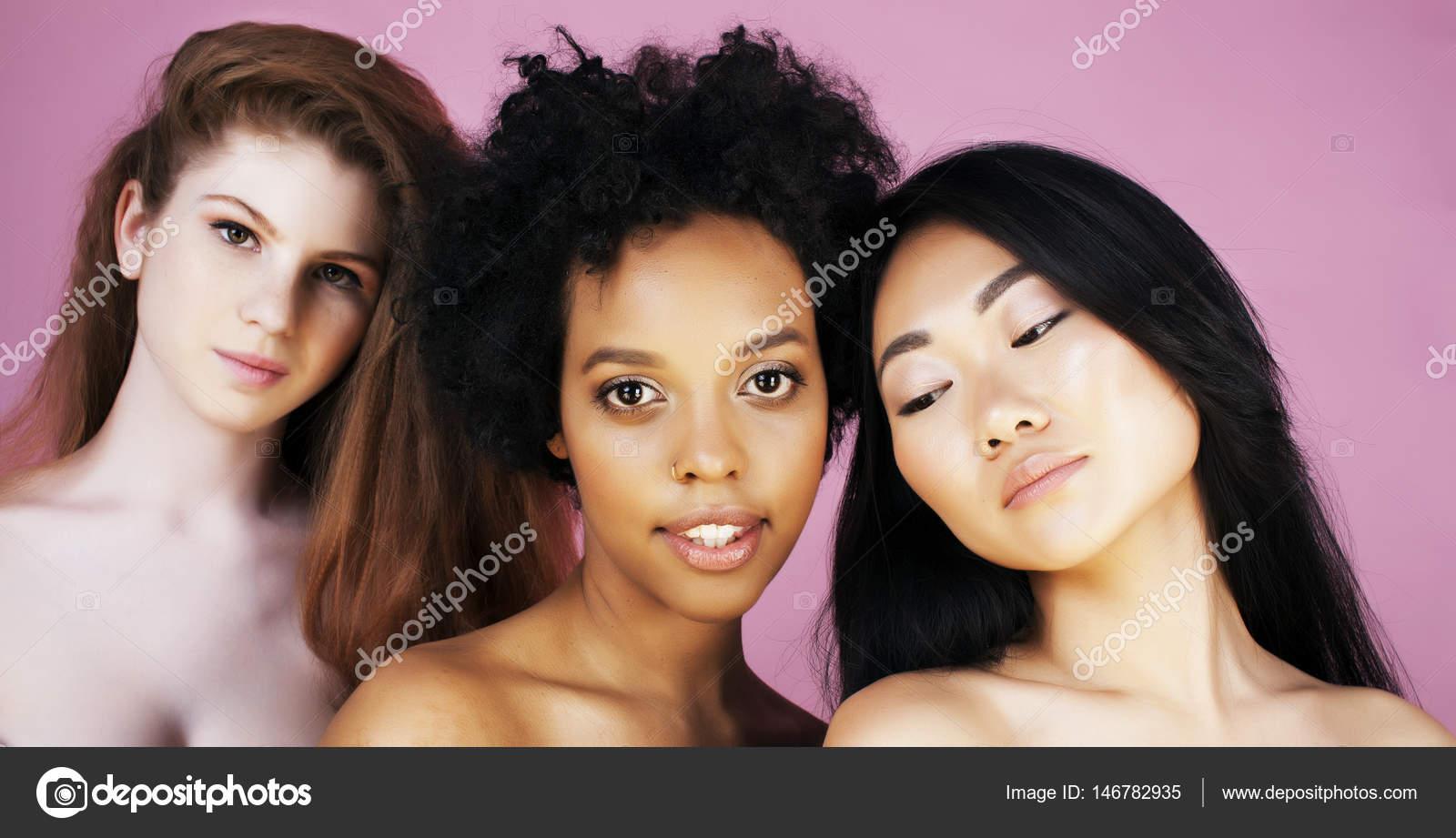 Разные девчонки фото