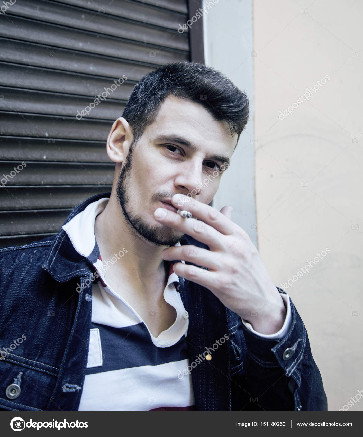 картинки парней с сигаретой