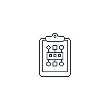 Algorithm creative icon. From Artificial Intelligence icons collection