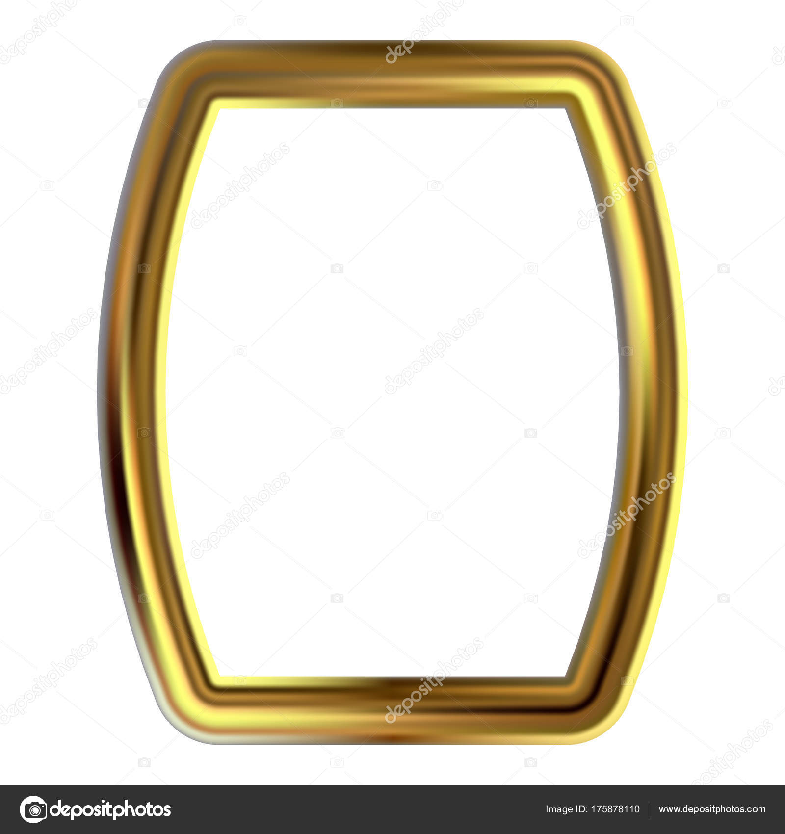 Rahmen gold ClipArt — Stockvektor © gorbovoi81 #175878110