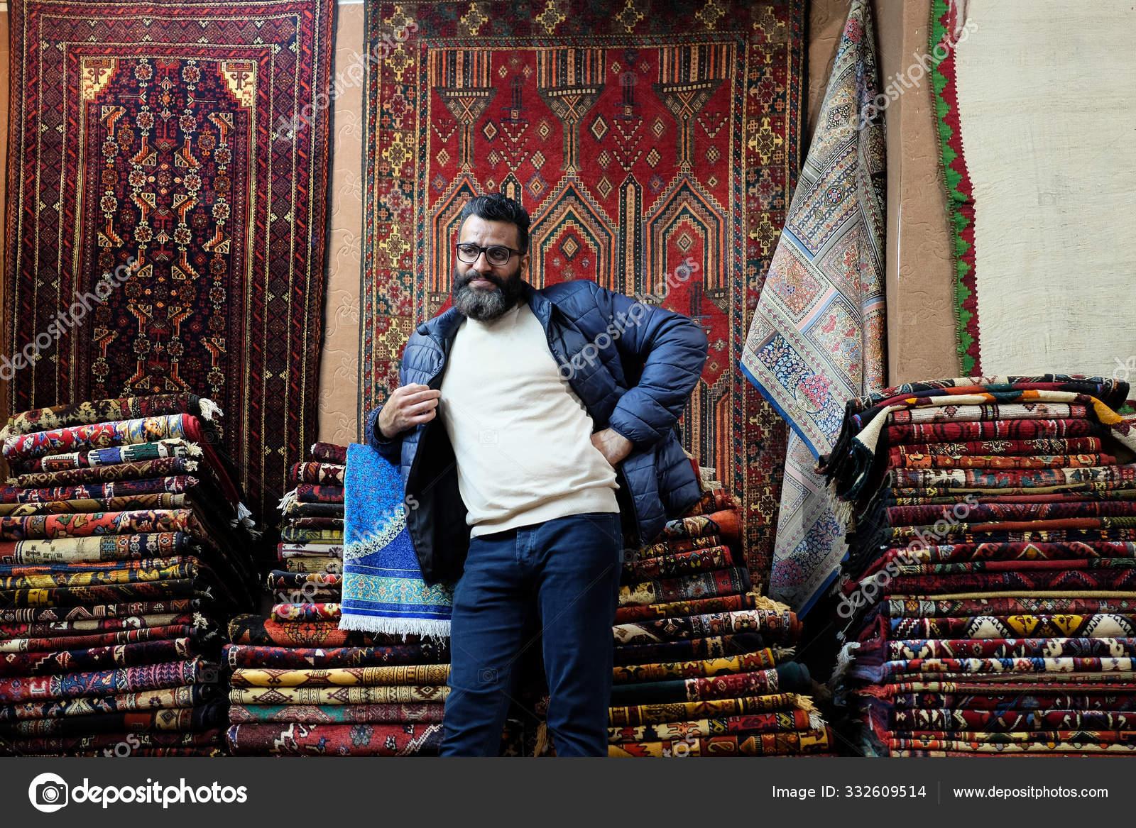 Selling Persian Rugs