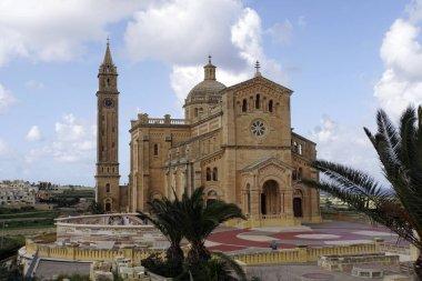 Ta 'Pino, Catholic Basilica and Temple, Garb, Gozo, Malta