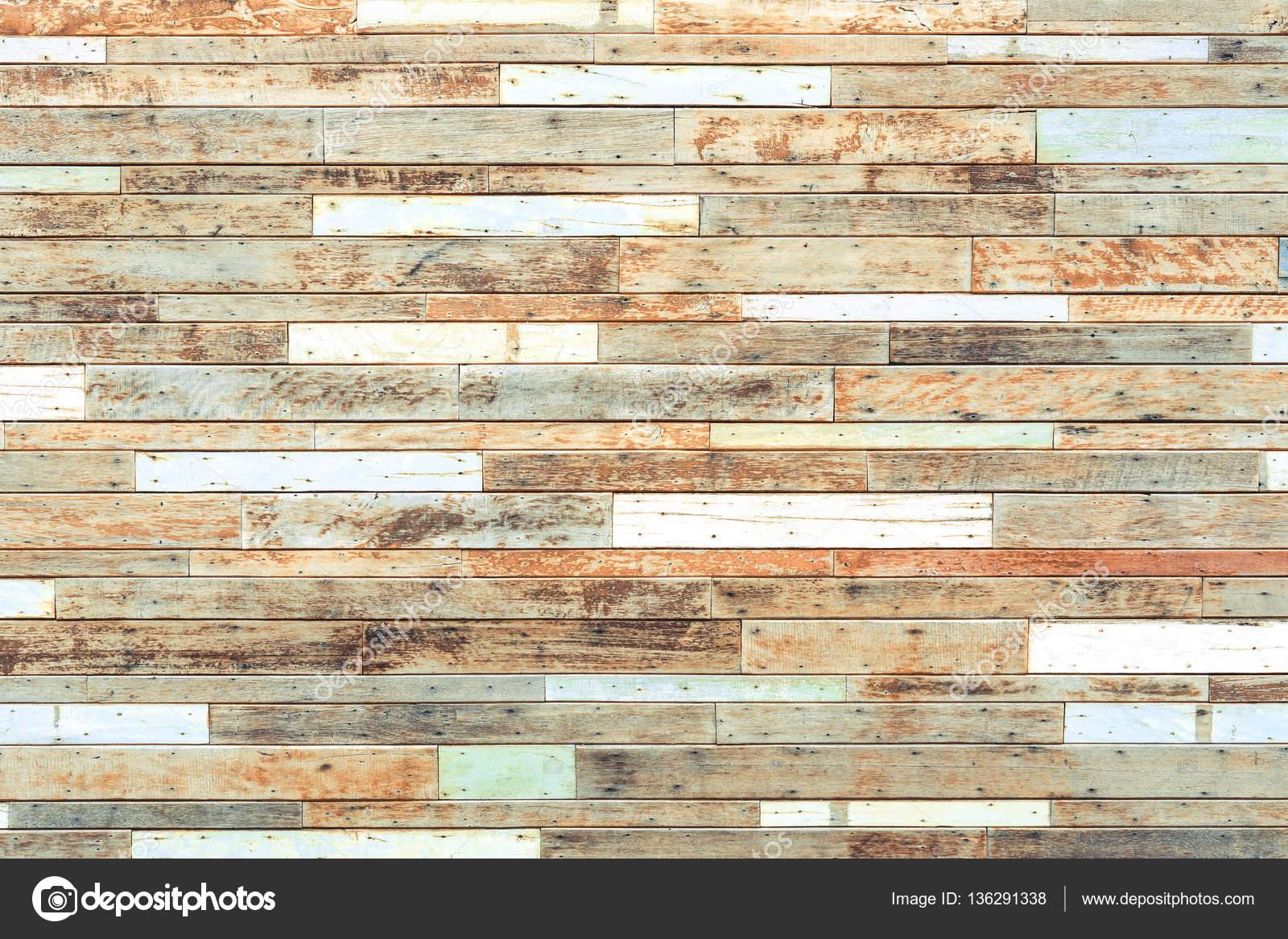 Planken Op Muur.Houten Planken Muur Stockfoto C Weerapat 136291338
