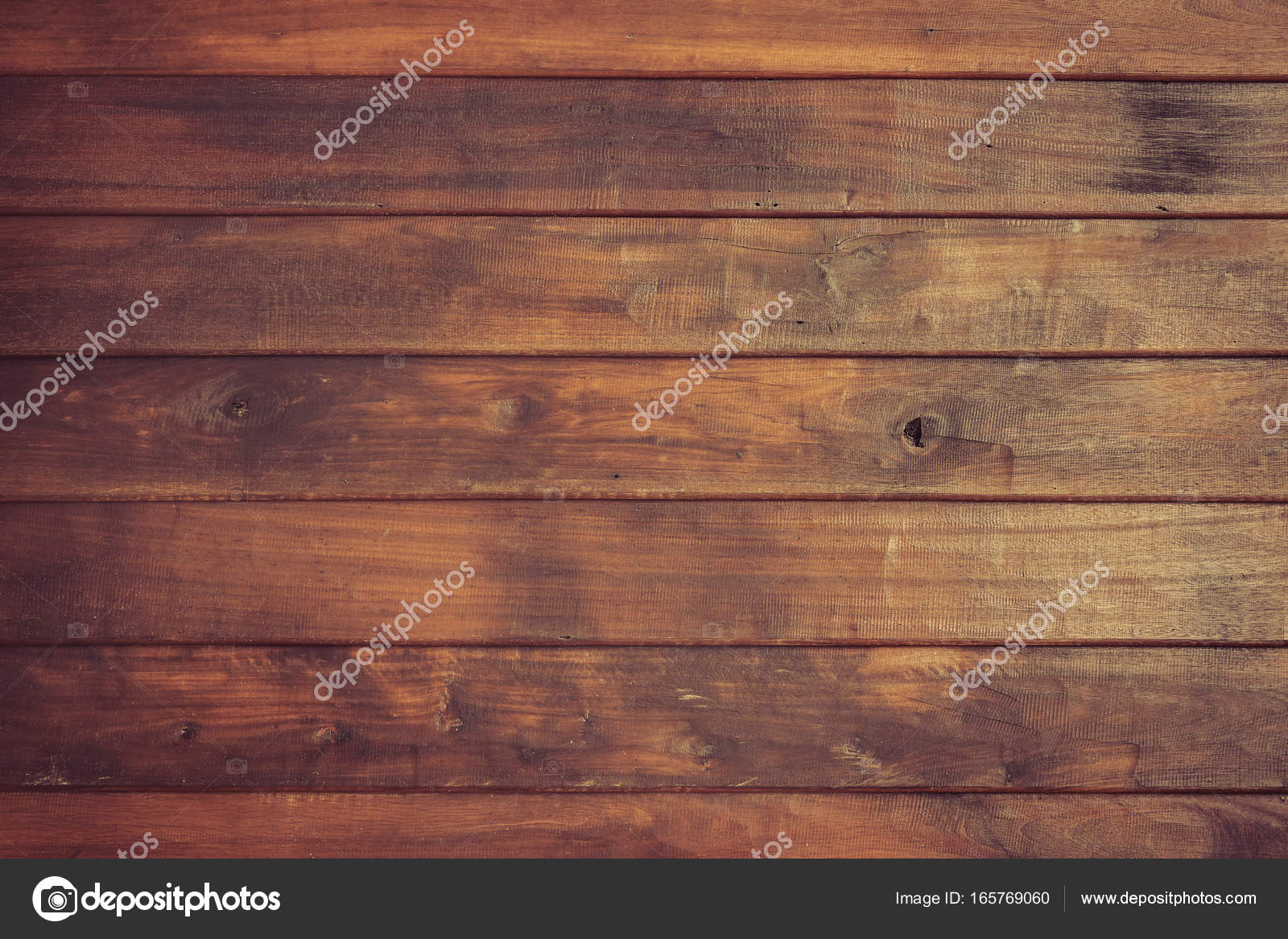 Houten Plank Voor Aan De Muur.Houten Plank Muur Achtergrond Stockfoto C Weerapat 165769060