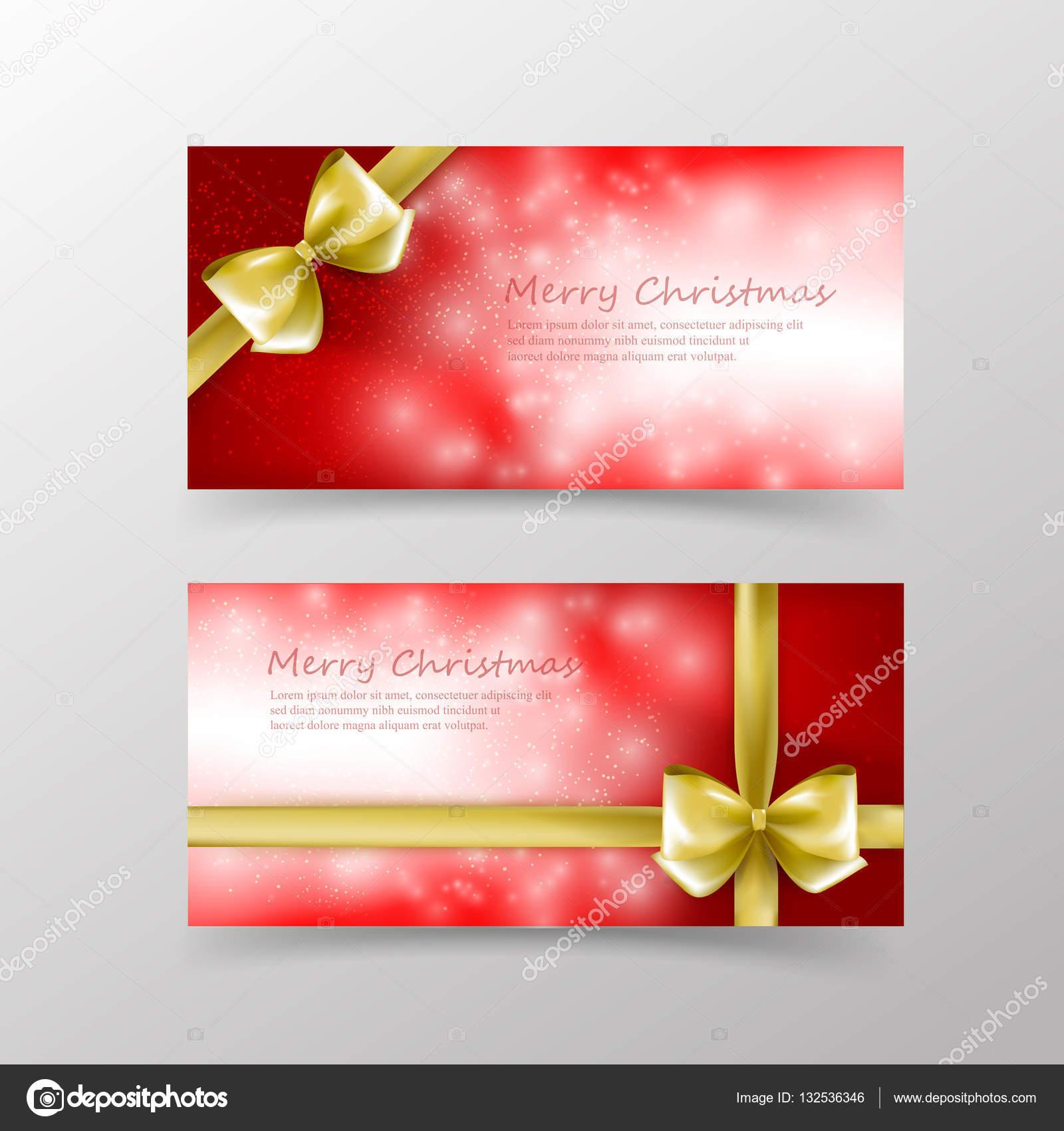 Plantilla de tarjeta de Navidad 007 para invitación y regalo bono ...