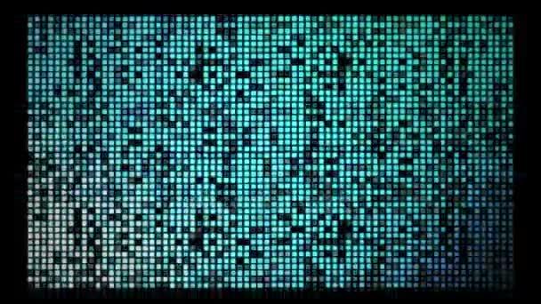 4 k abstraktní pozadí Random regtangle osvětlení blikání