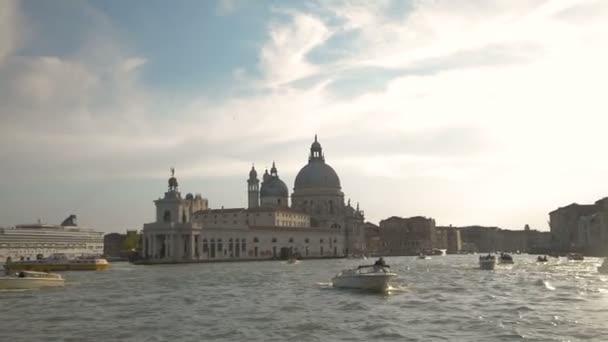 Basilica di Santa Maria della Salute a Venezia, Italia