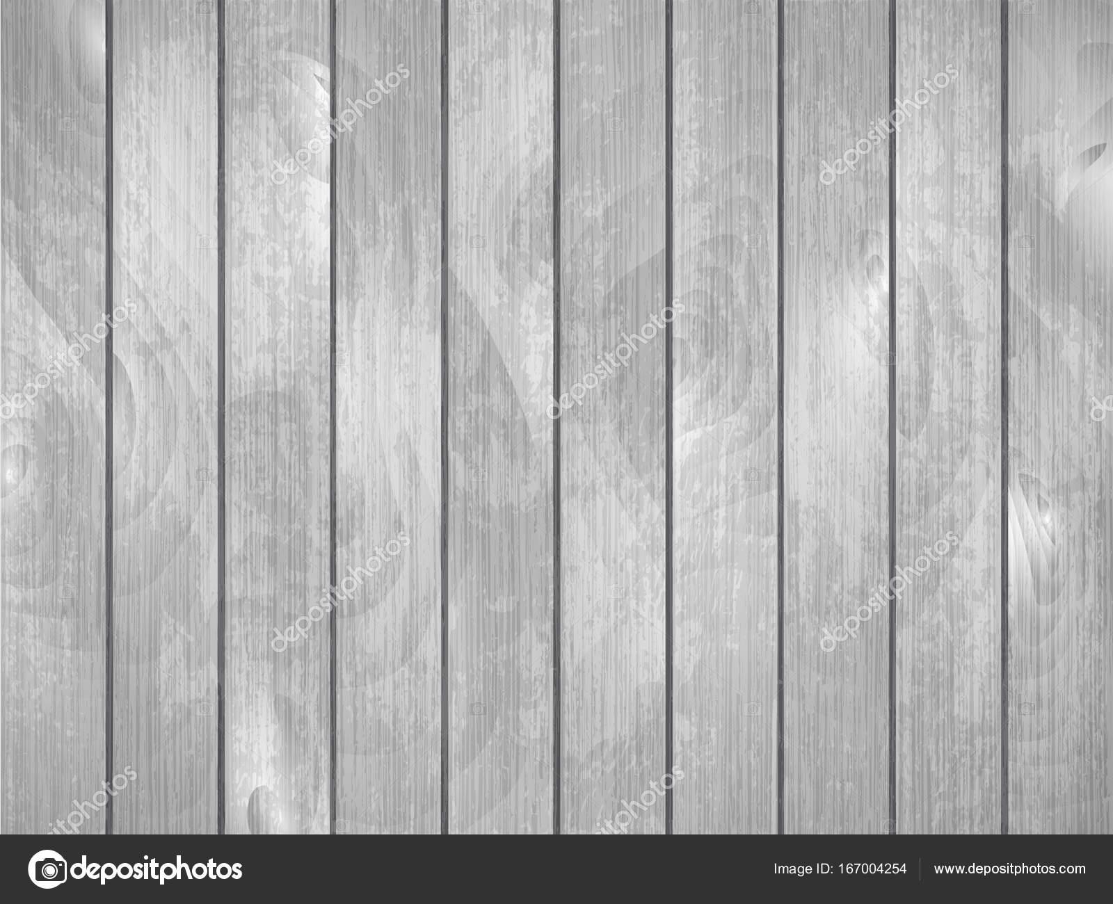 Illustration vectorielle de bois blanc fond en bois modèle