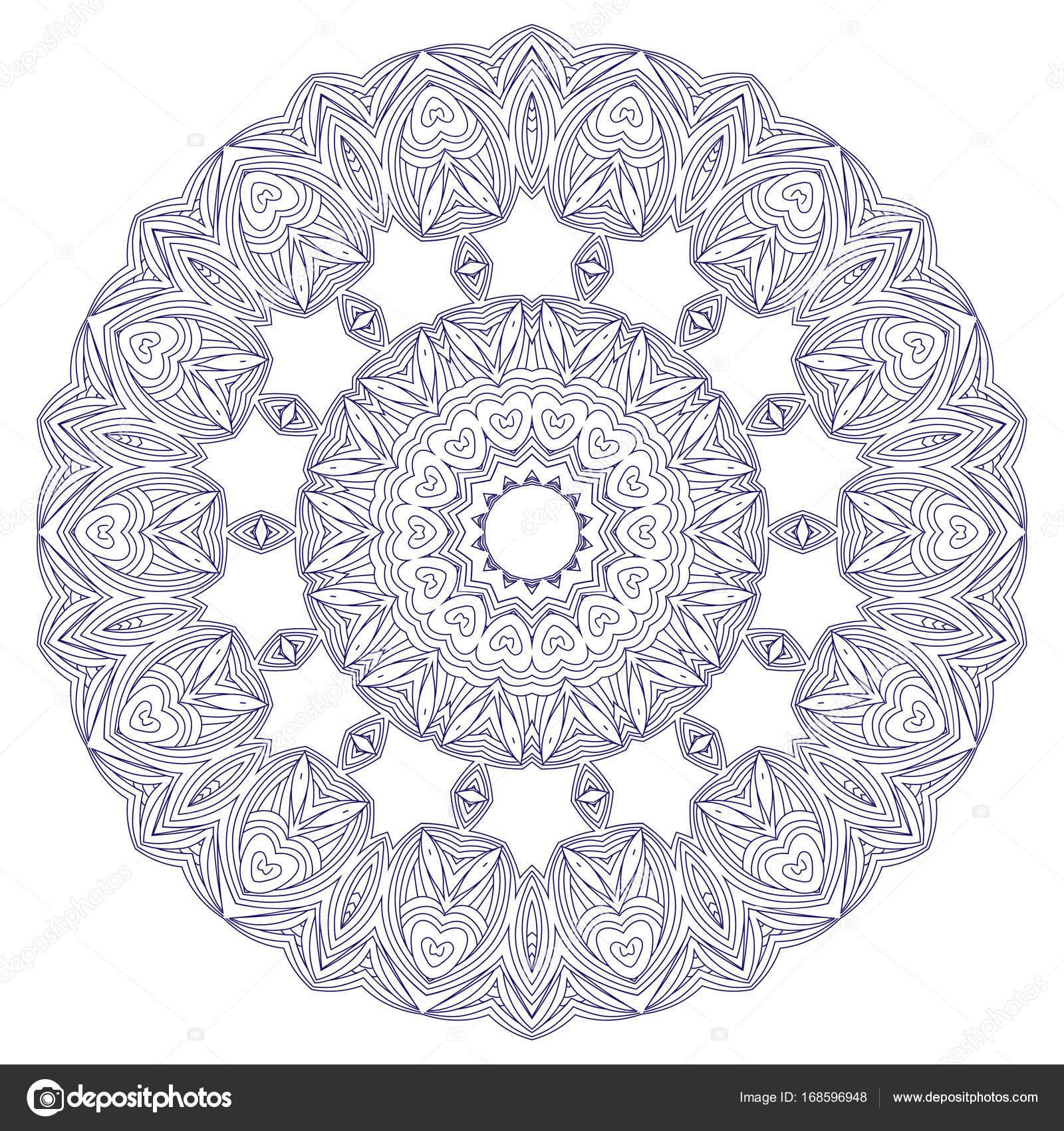 Mandalas Geometricos Para Colorear Vectores Geometricos Y Flores