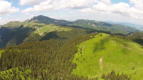 Krajina v horách Ciucas, Rumunsko