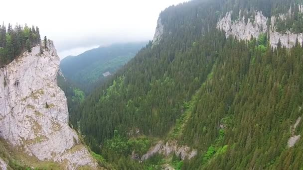 Zanoaga Canyon  , Bucegi Natural Park , Romania