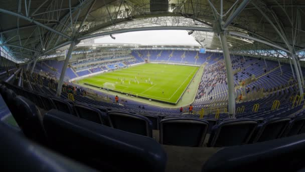 Foci stadion. Focimeccs. Fényképezési széles látószögű objektívek