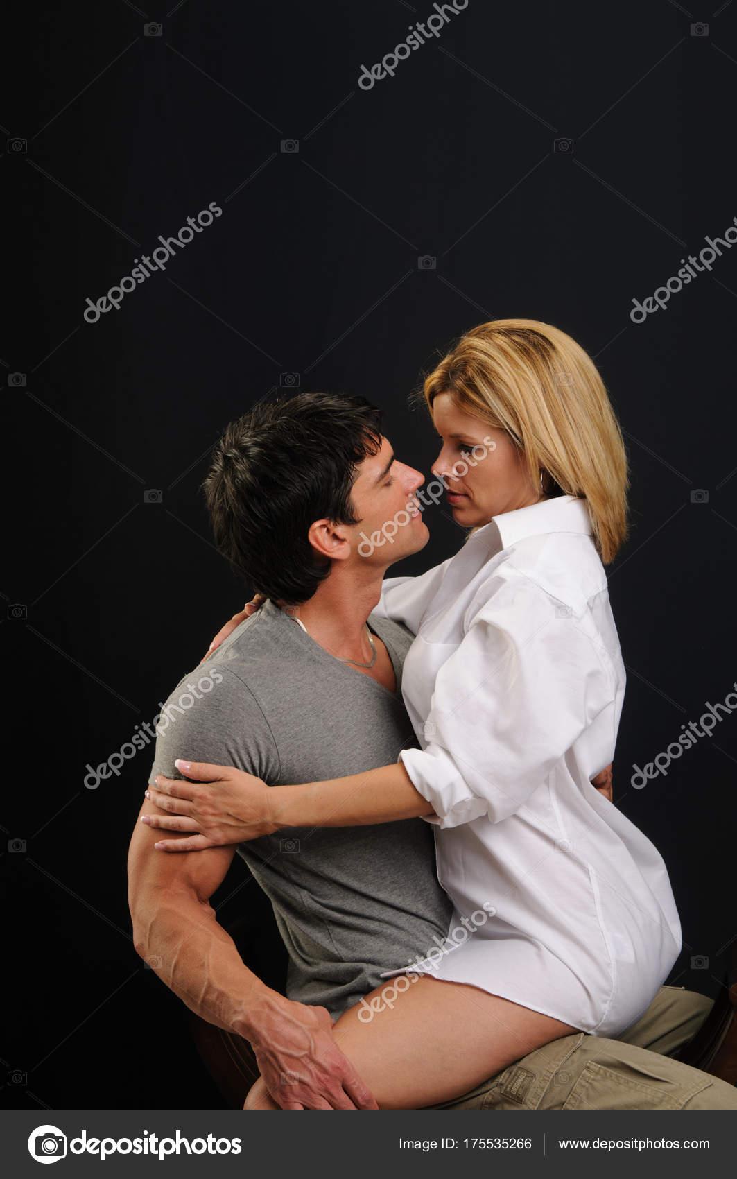 heißes und sexy Paar Bild