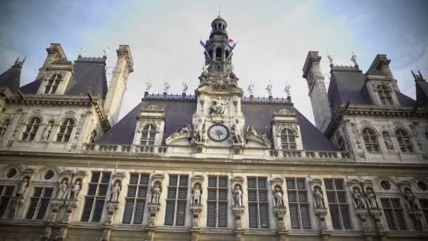 Hotel De Ville In Paris Sehenswurdigkeiten In Frankreich Schone Europaische Architektur