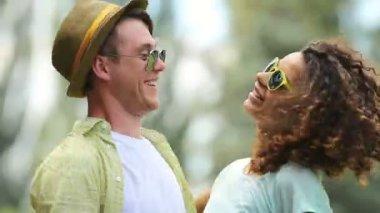 Newlywed swinging videos nake spot kissing