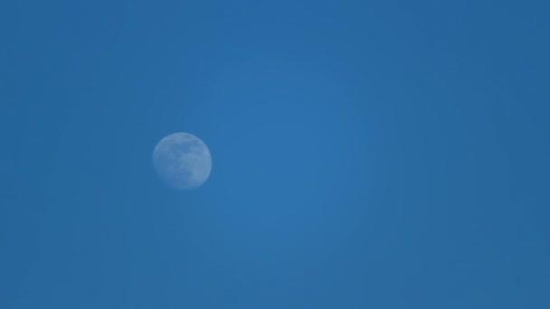 Calendario Luna Piena.Luna Piena Nel Cielo Blu Fasi Lunari Calendario Superstizioni Di Fortuna Natura