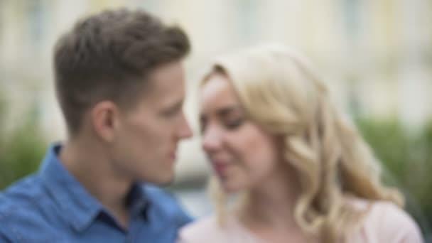 Kuscheln vor der Datierung