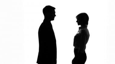 Flirten tijdens zoenen