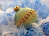 Vánoční hračky jasné a krásné