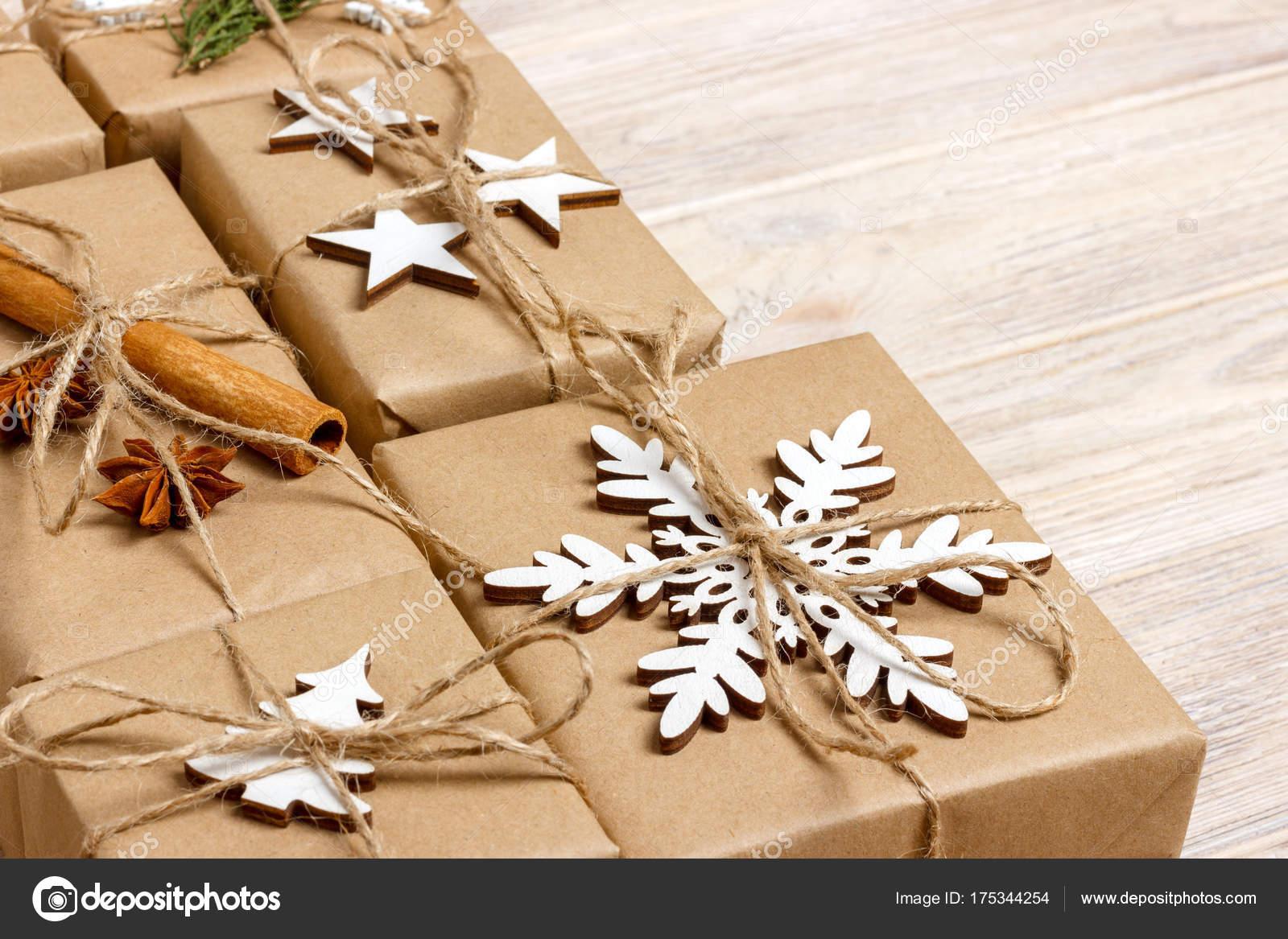 Regali Di Natale Artigianali.Regali Di Natale Fatti A Mano Artigianali O Capodanno Rustico