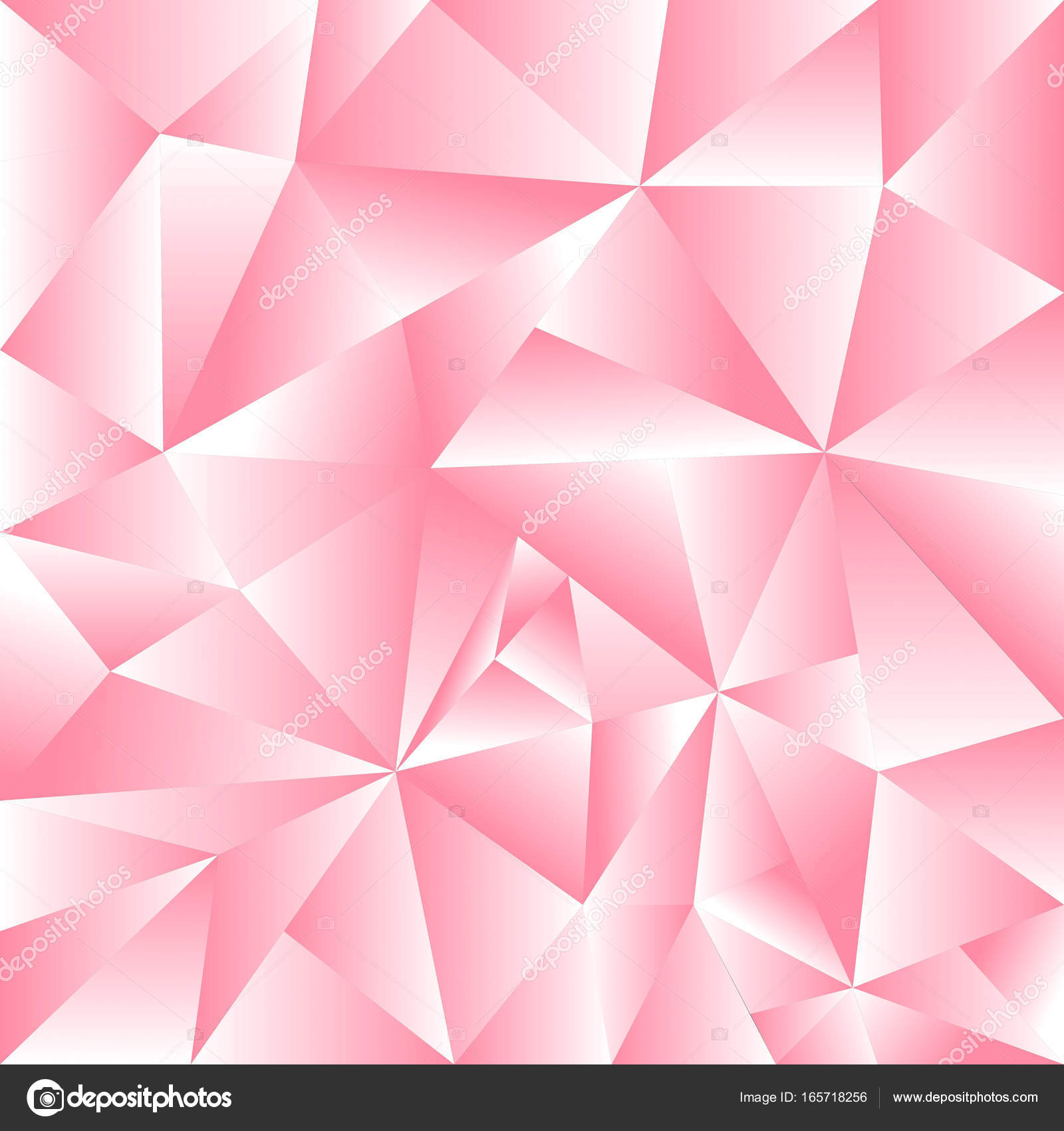 foto de Uso de triângulo rosa abstrato como plano de fundo Stock Photo © eaglesky #165718256
