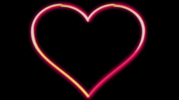 srdce bije izolované na pozadí